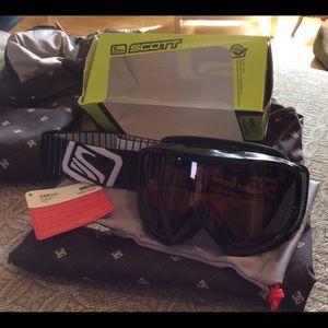 Scott/cartel New unisex goggles